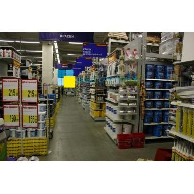 Интегрированный торговый стеллаж 8280