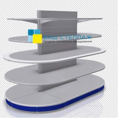 Торцевой стеллаж Standard 18410
